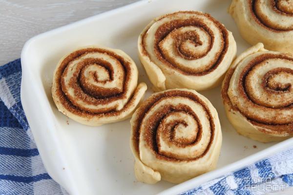 Синнабон рецепт булочек с пошагово в