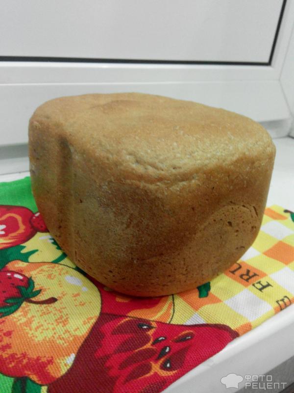 Вкусный хлеб в хлебопечке мулинекс рецепты пошагово