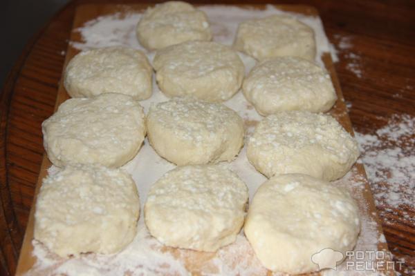 Рецепт пышных сырников с манкой