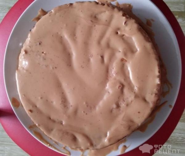 Торт из готовых коржей фото
