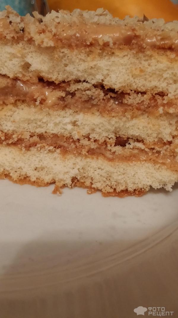 Торт с готовыми коржами рецепт пошагово