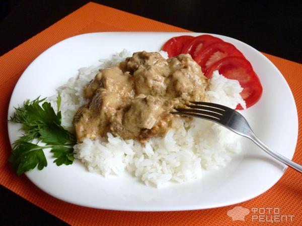 Рецепт гуляша из свинины в соусе