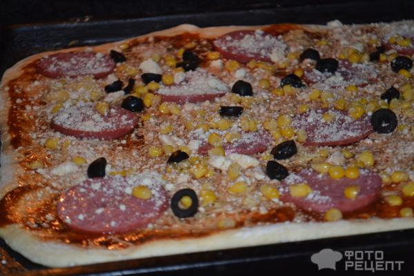 Пицца с брынзой рецепты 195