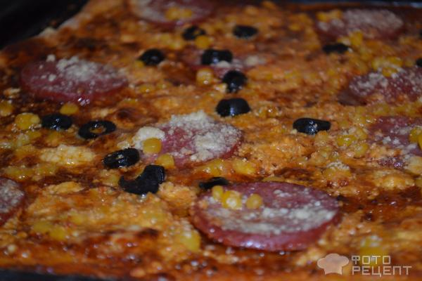 Пицца с брынзой рецепты 170