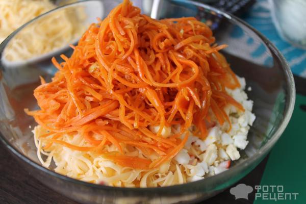 Корейский салат морковный рецепт