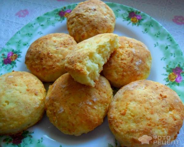Печенье из сметаны и творога рецепт с пошагово