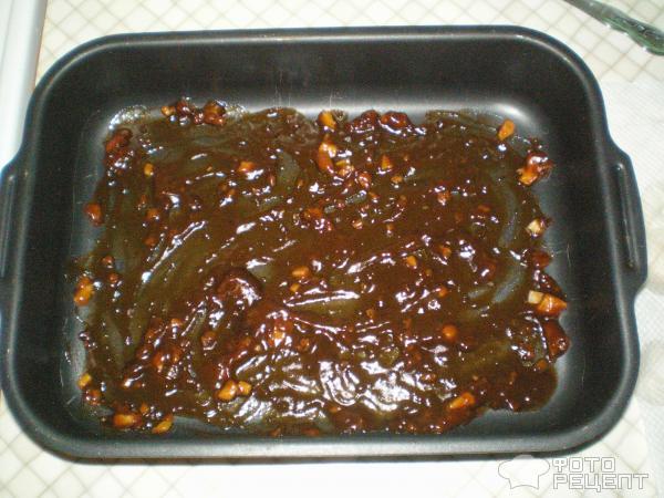Рецепт курицы в соусе с медом и соевым соусом