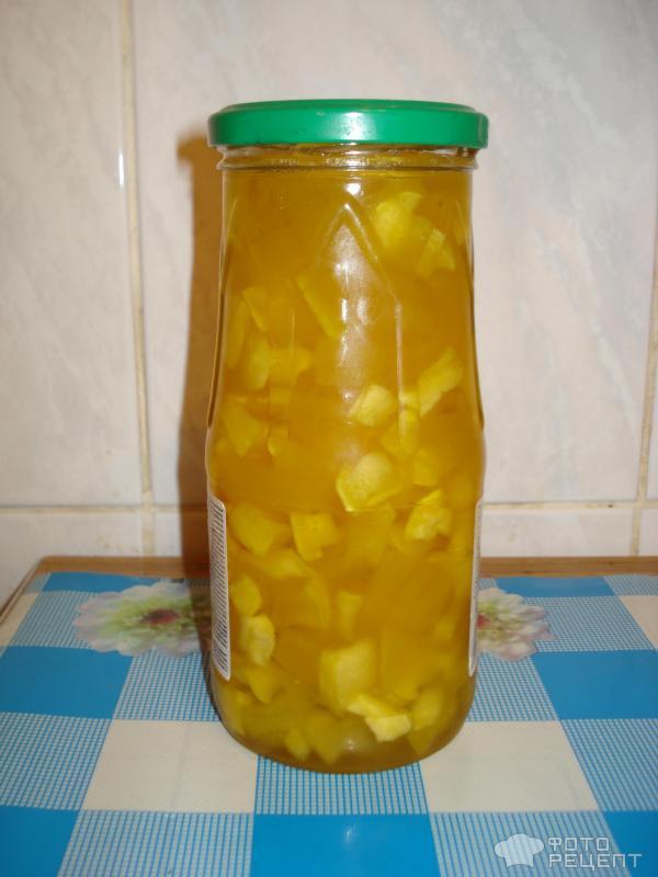 Как из кабачков сделать ананас 437