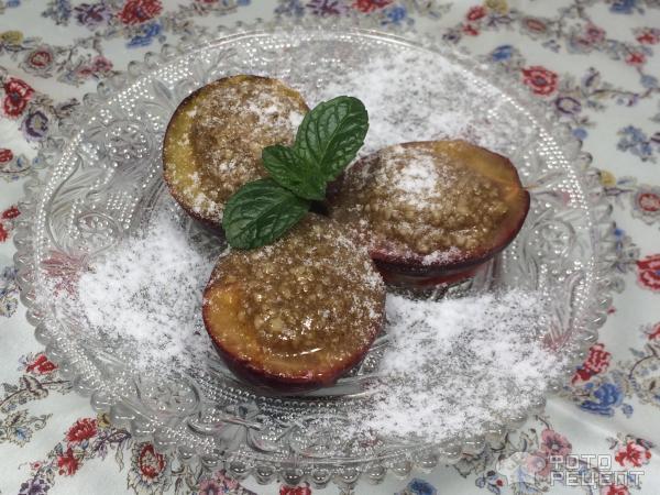 Десерты из слив рецепты с фото