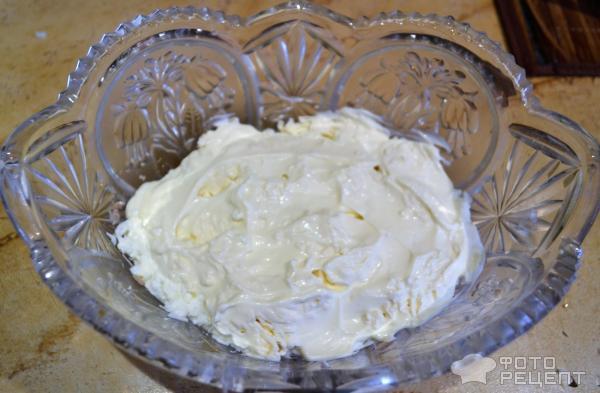 Классический салат мимоза с плавленным сыром рецепт пошагово