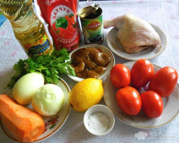 Солянка без огурцов рецепт с фото
