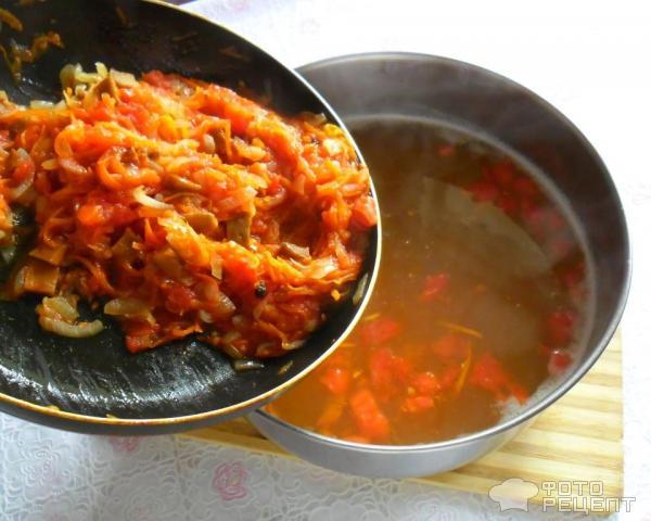 Солянка с огурцами рецепт с фото