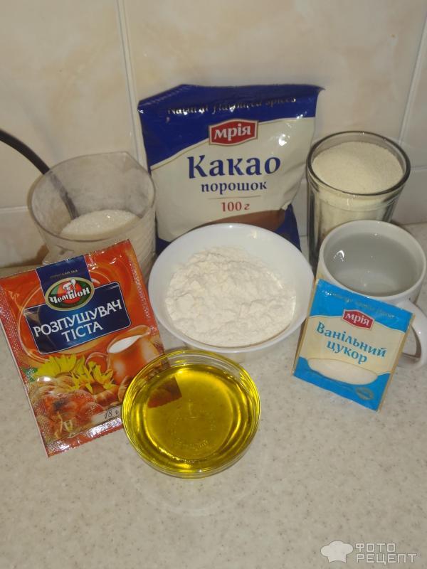 Рецепты из яйца и какао порошка
