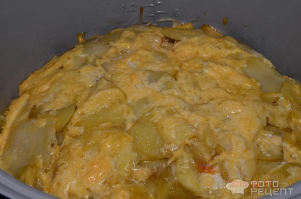 Фарш с картофелем в мультиварке рецепты с фото
