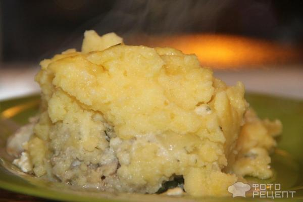 Подлива для запеканки из картофеля