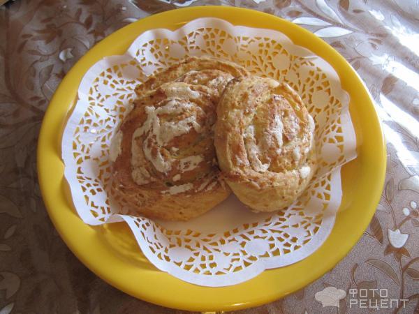 творожные плюшки рецепт с фото