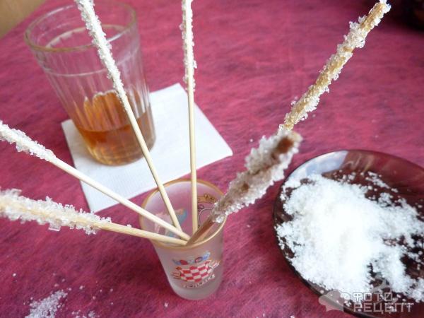 Сахарные кристаллы фото