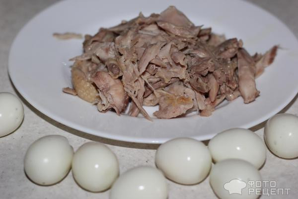 Куриный супчик с лапшой фото