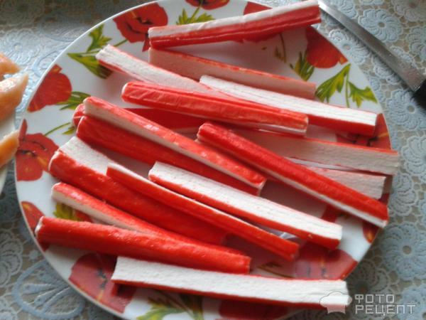 Крабовые палочки в домашних условиях рецепт