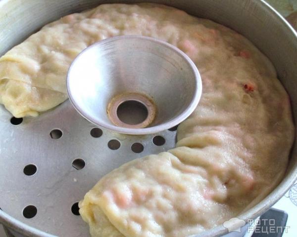 Блюда в мантоварке рецепты с фото пошагово