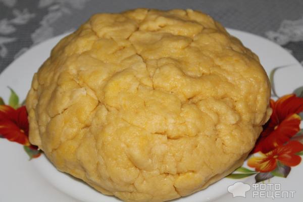 Венское печенье с апельсинами фото