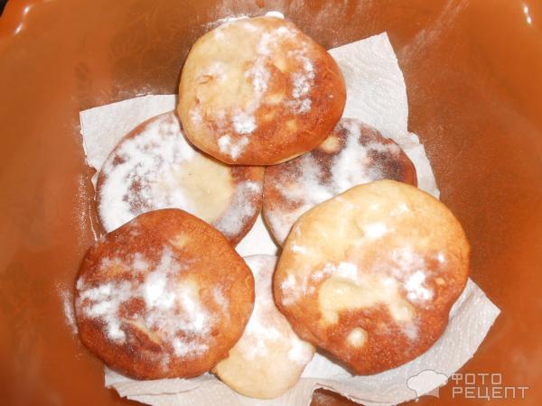 Пончики тесто рецепт пошаговый с