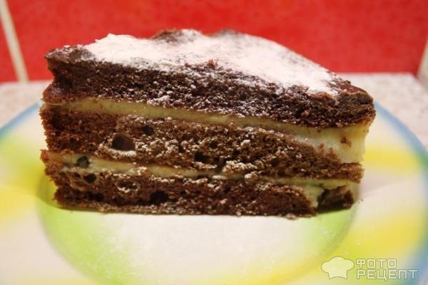 торт ноченька рецепт