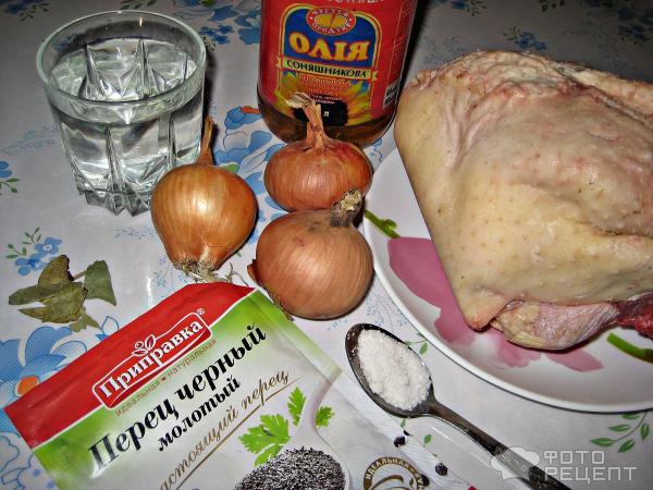 Как приготовить гуся кусочками в рукаве рецепты
