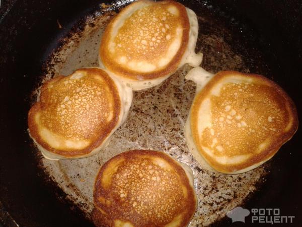 Как приготовить оладьи без яиц на кефире пышные рецепт пошагово