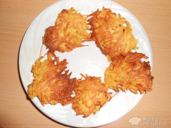 Драники хрустящие рецепт пошагово в