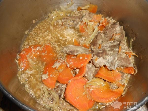 Печеночный паштет рецепт пошагово свиная