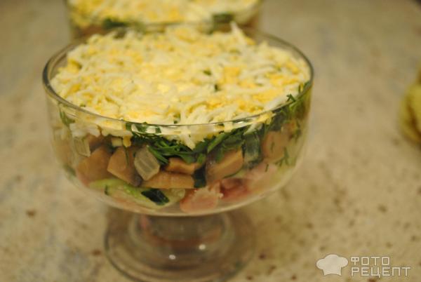 Салат ирина рецепт с с ананасом