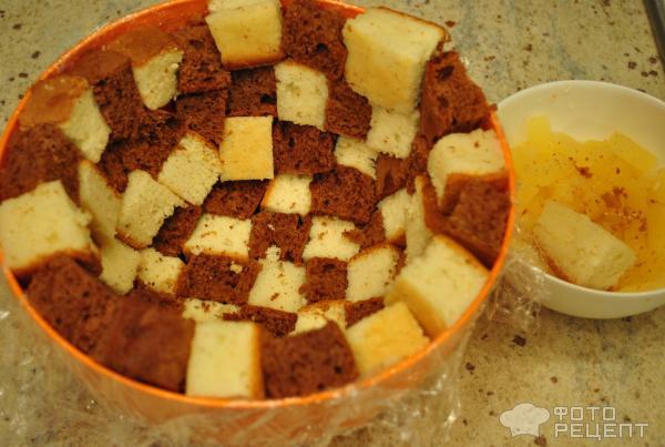Рецепты панчо с ананасами пошаговый рецепт
