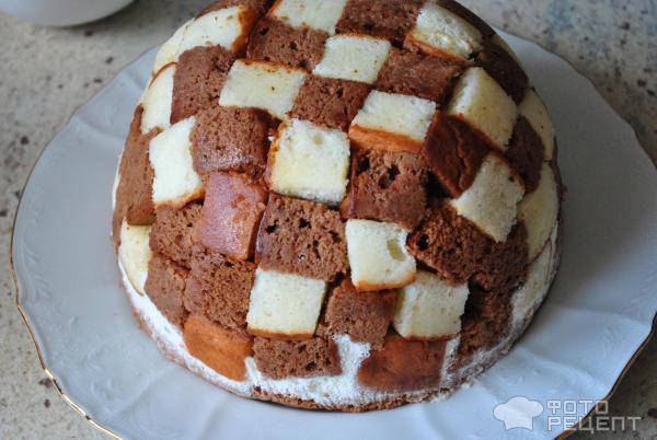 Торт панчо пошаговый рецепт с с ананасом 108