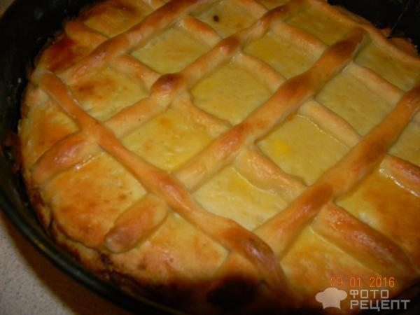 Пирог с тушенкой рецепт 154