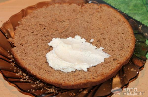 рецепт торт сметанник промышленный с фото