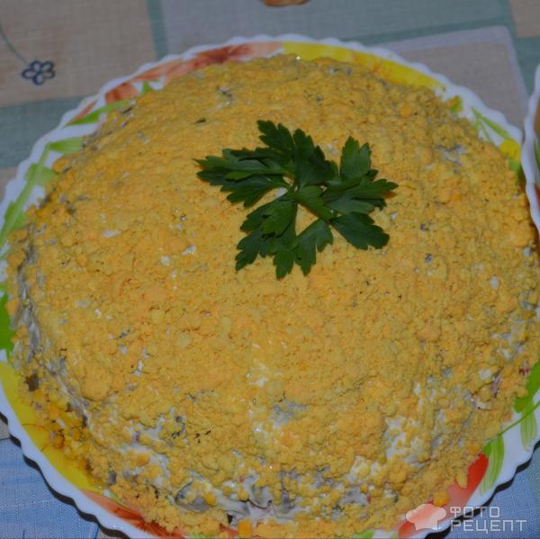 Салат княжеский рецепт с фото