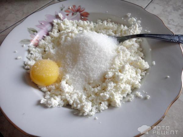 Рецепт торт утренняя роса с творожными шариками
