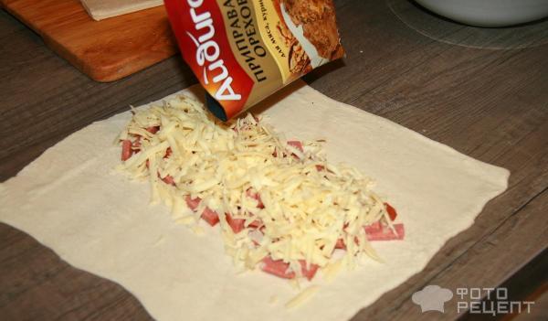 плетенки с сыром рецепт