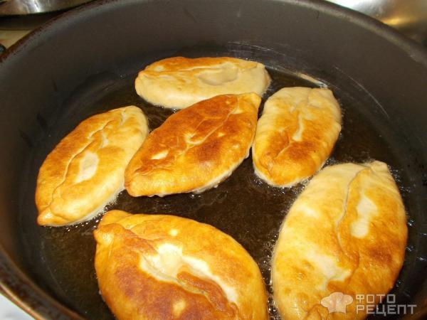 Пирожки с груздями рецепт