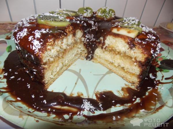 Рецепты бисквитных тортов с вареньем