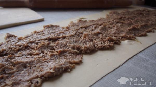 Бурек с мясом фото