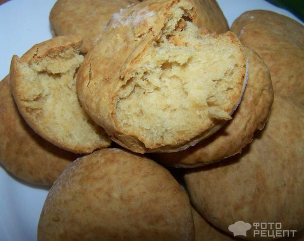 печенье сдобное на сметане рецепт с фото