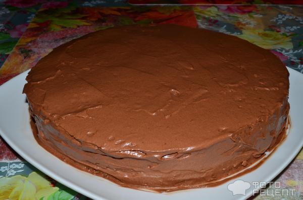 Рецепты тортов с покупными коржами рецепт