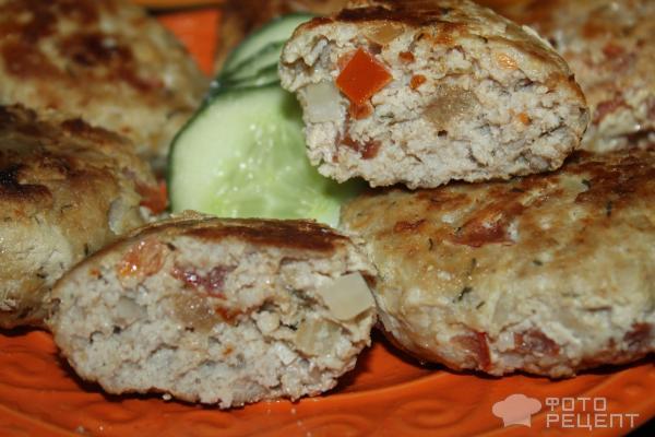 Котлеты из свинины без хлеба рецепты