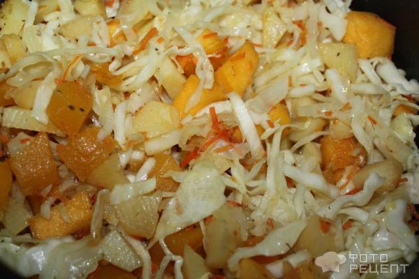 как приготовить овощное рагу без капусты