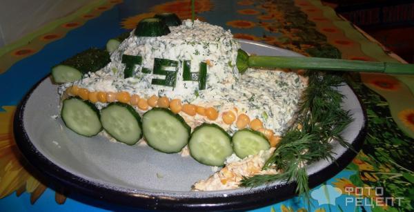 В этот праздник желательно готовить то что любят мужчины.