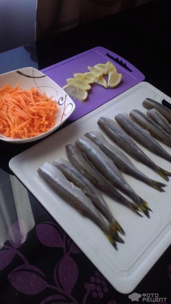 Ингредиенты подготовленные
