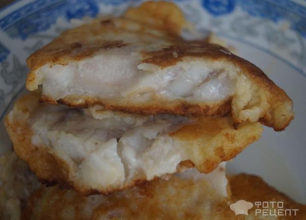 рецепты с филе минтая с фото пошагово