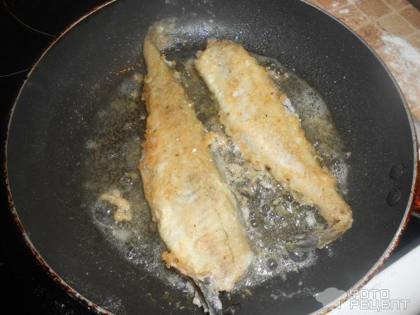 Минтай с рецепт с пошагово в духовке